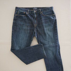 Lucky Brand Mens 121 Heritage Slim Jeans Size 40